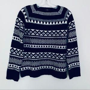 Zara girls sweater